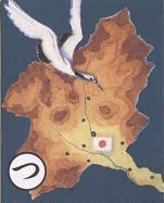 つ  鶴舞う形の群馬県  (つるまうかたちのぐんまけん)